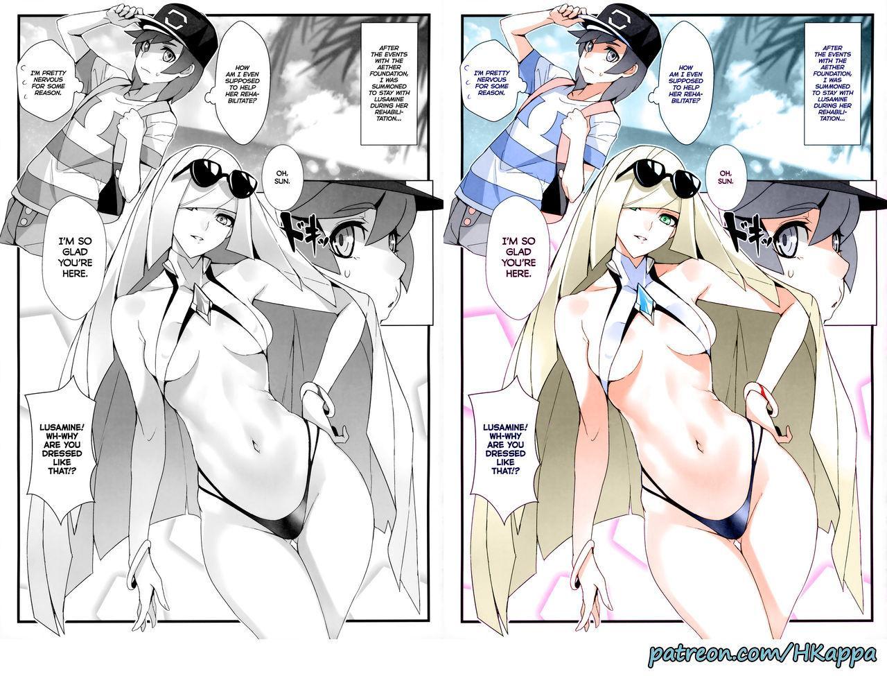 [Patreon] HKappa: Venus Infection - Ban! - Pokemon English Full Color 7
