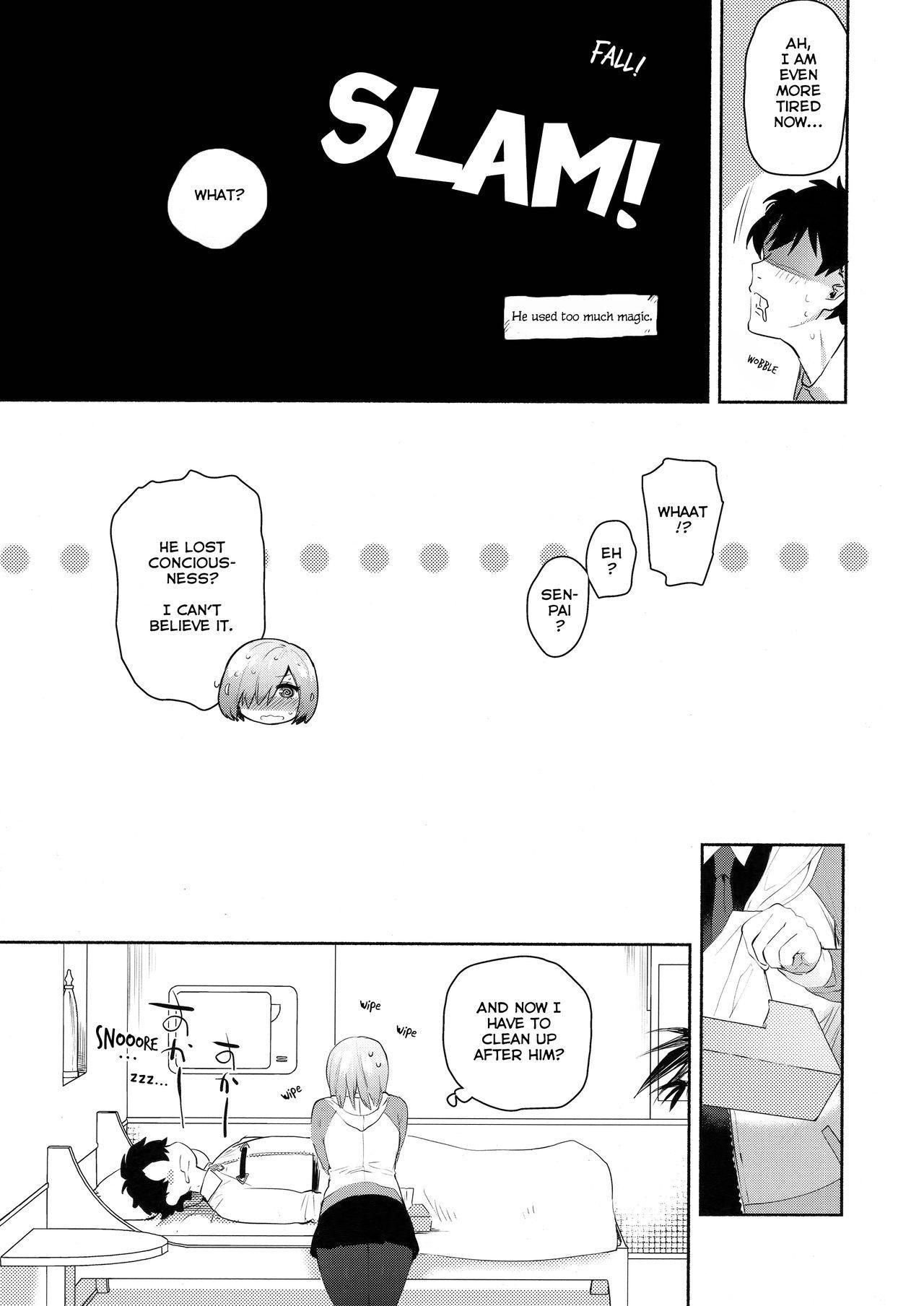 Neteiru Watashi ni Ecchi na Koto Shichaundesu ne...   Naughty Things Will Happen To Me While Sleeping... 16