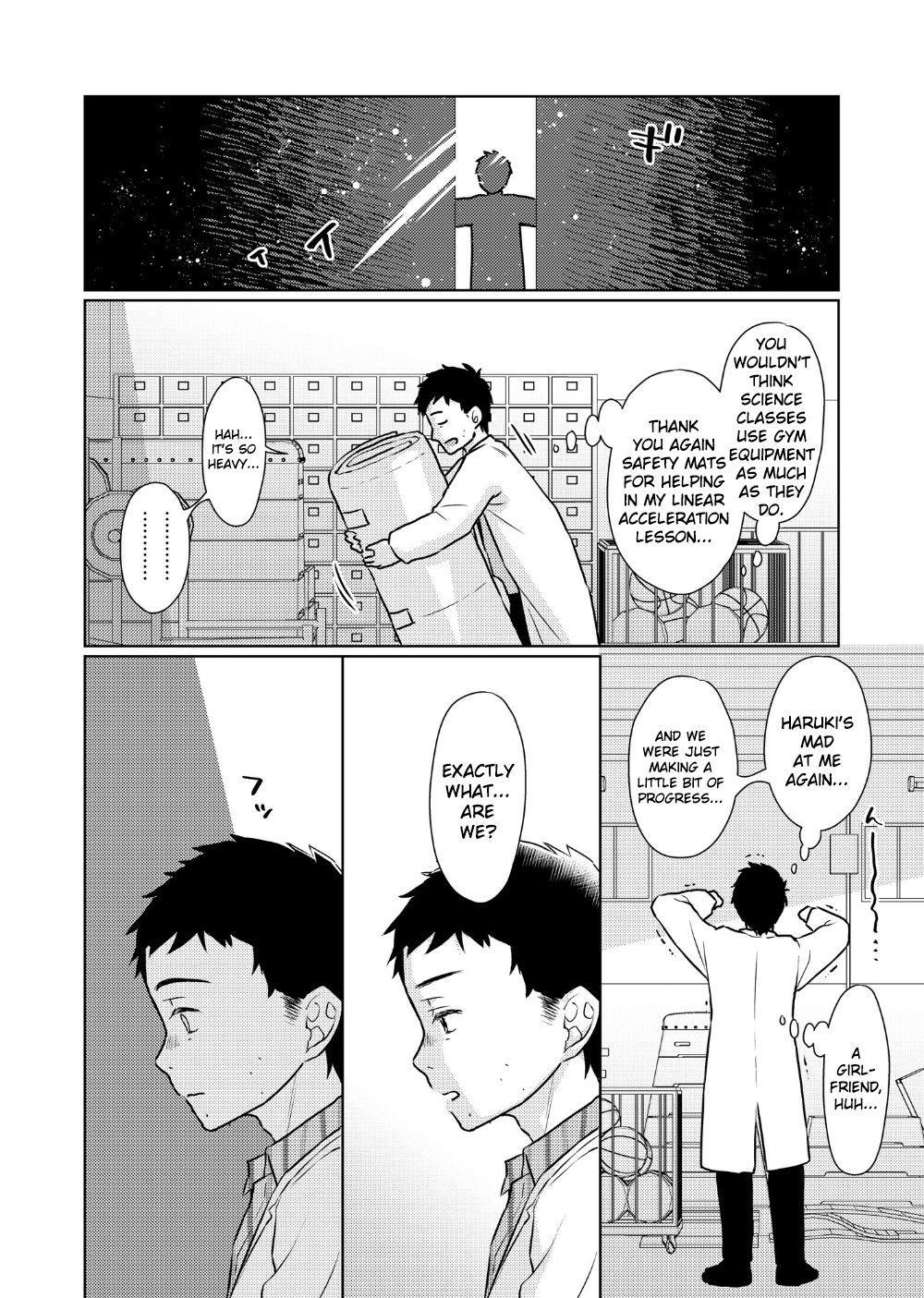 TS Shoujo Haruki-kun 2 19