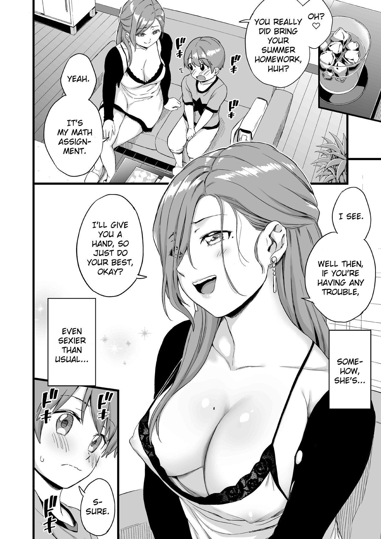 Oppai na Natsuyasumi 3 | The Summer Break of Boobs 3 8