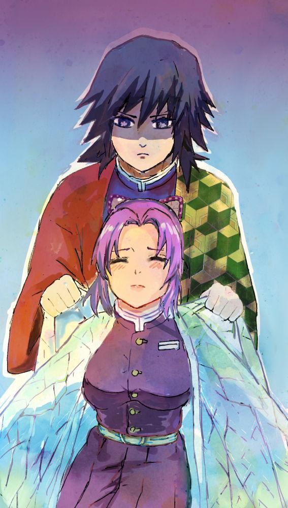 GiyuShino ni Ecchi Nakoto Saseru Hon 1