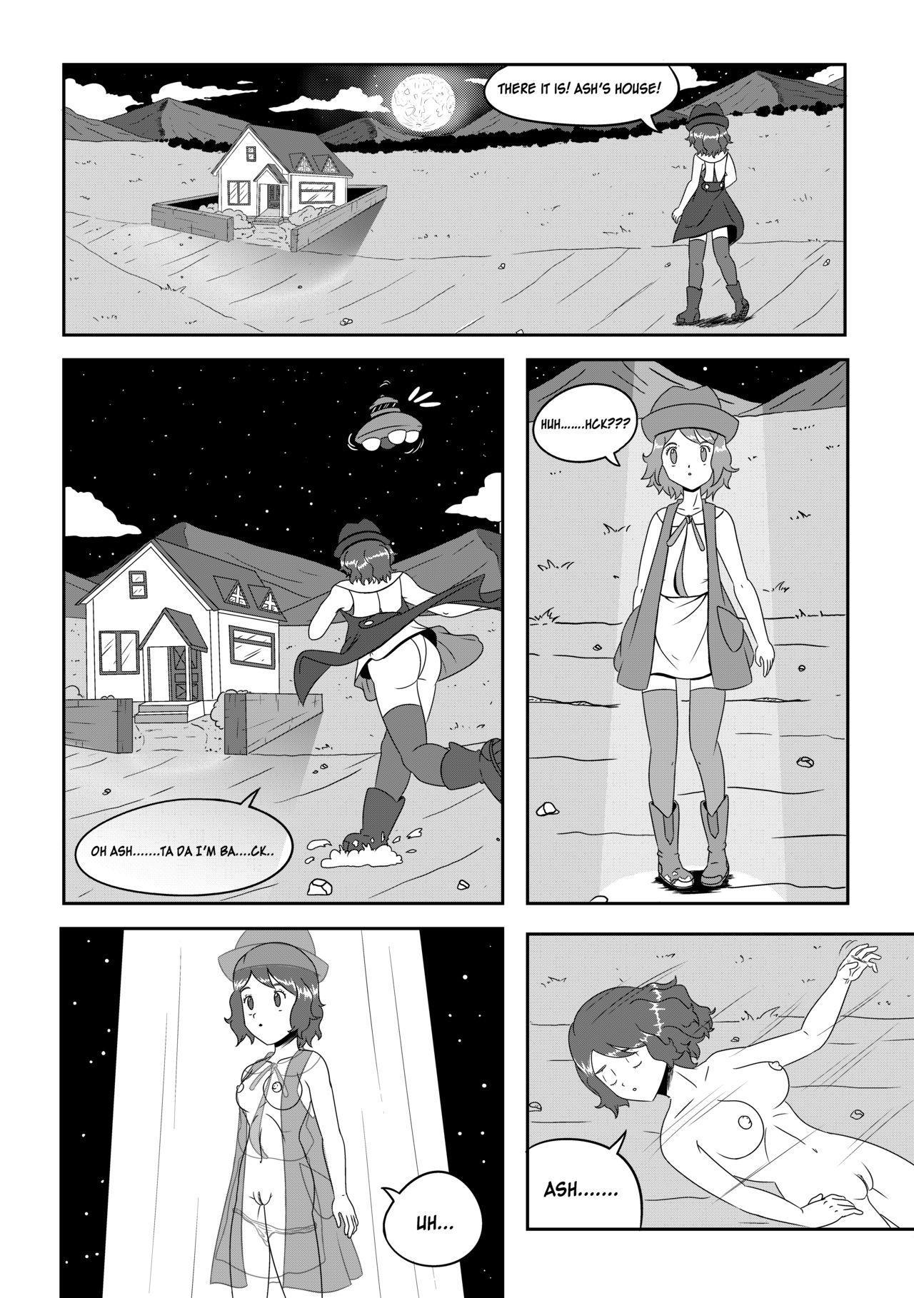 The Probing of a Pokegirl, Serena 1