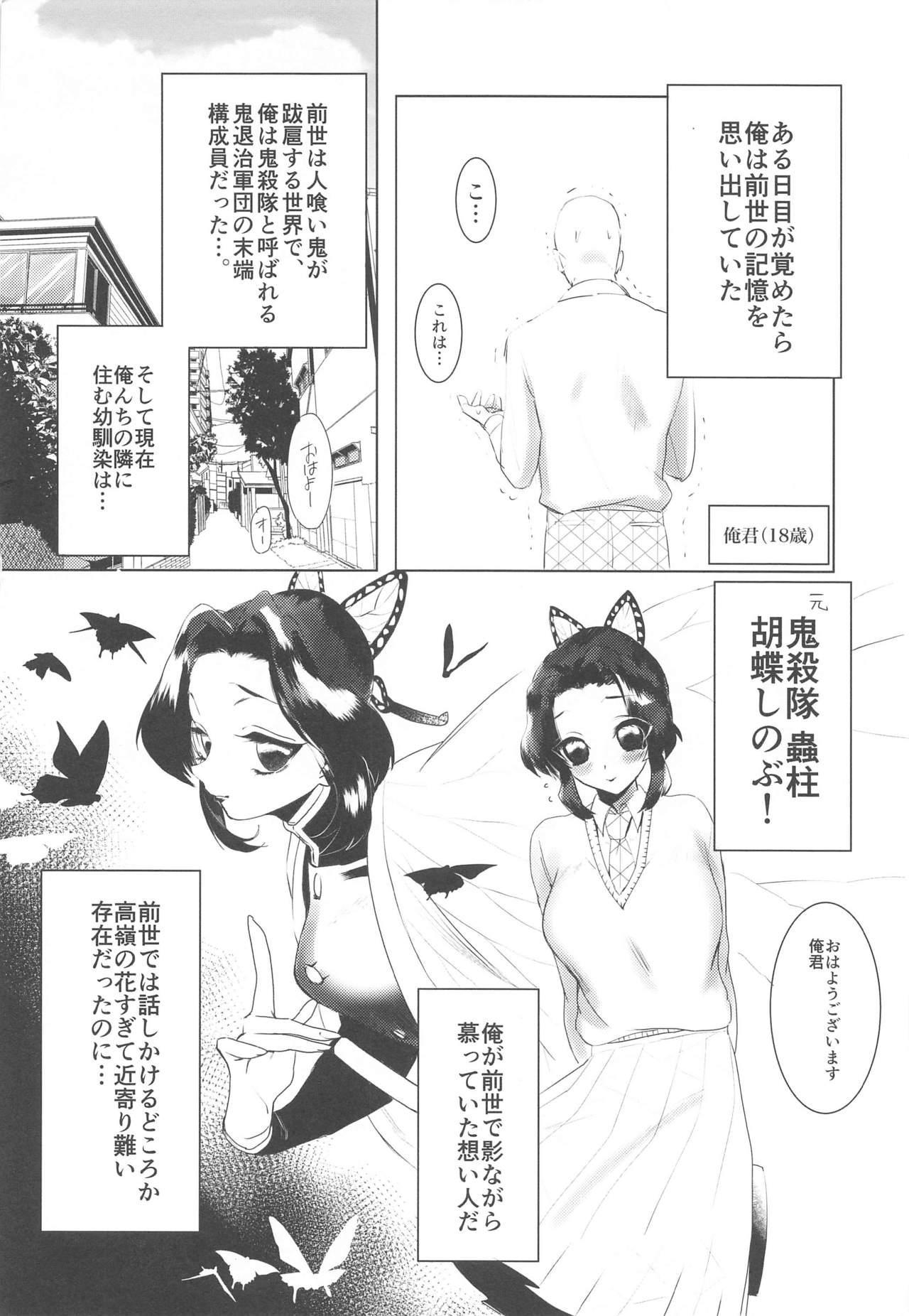Watashi, Kono Hito ni Otosaremashita. 2