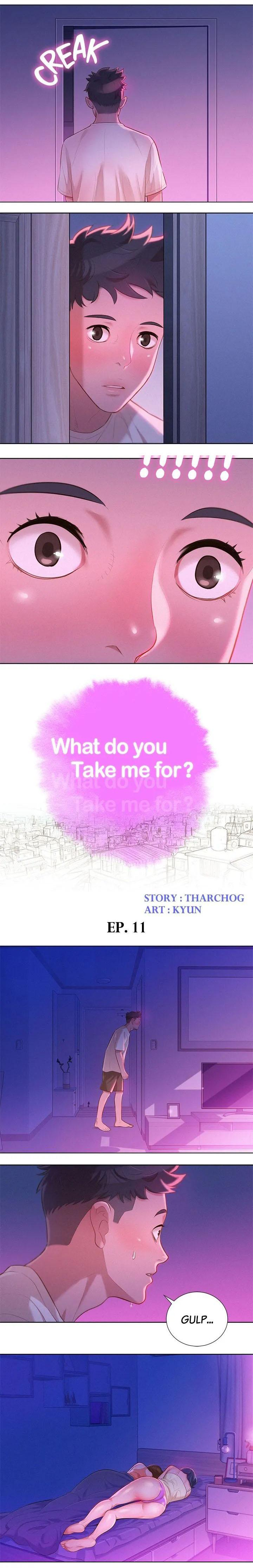 What do you Take me For? Ch.40/? 144