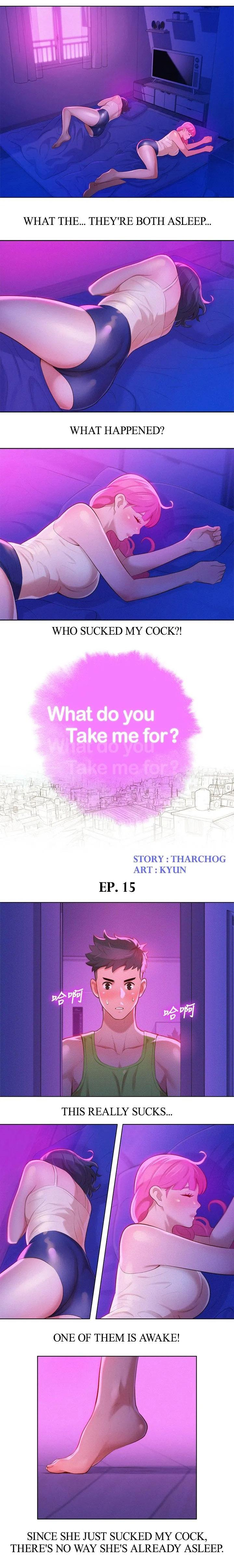 What do you Take me For? Ch.40/? 193