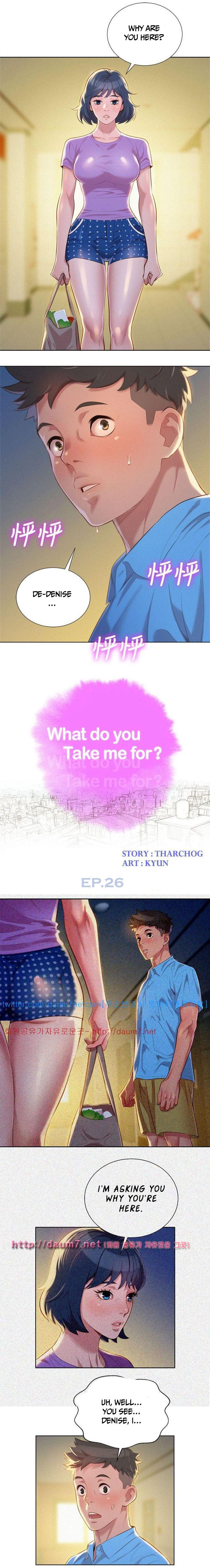What do you Take me For? Ch.40/? 297