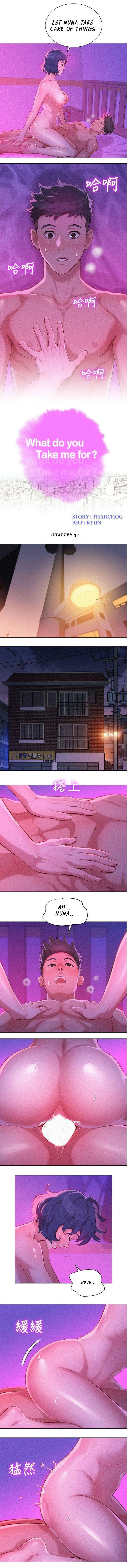 What do you Take me For? Ch.40/? 343
