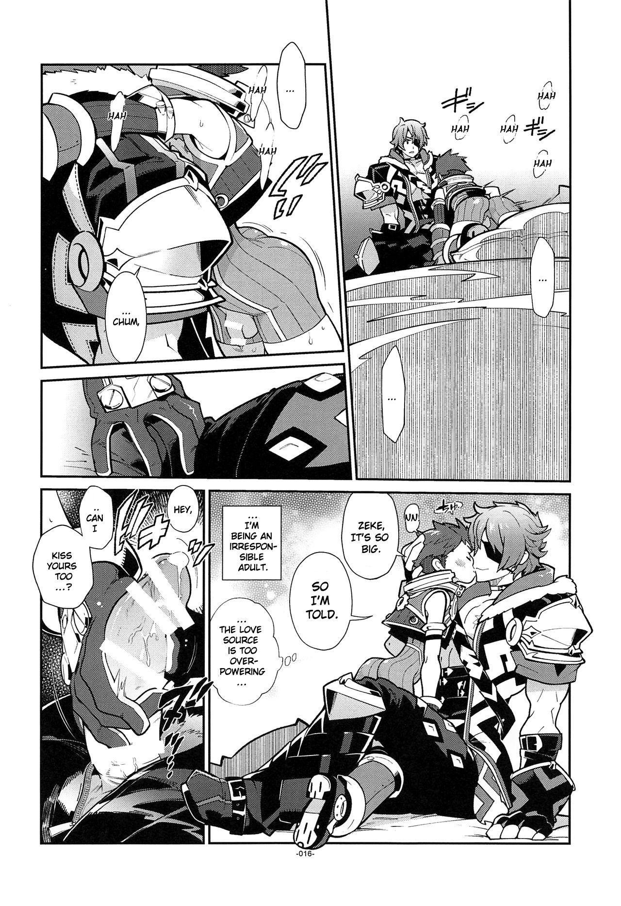 Kizuna Power. ∞ 14