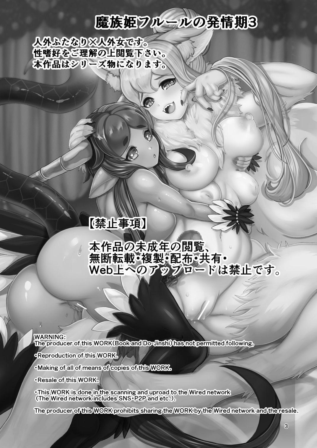 Mazoku Hime Fleur no Hatsujouki 3 2