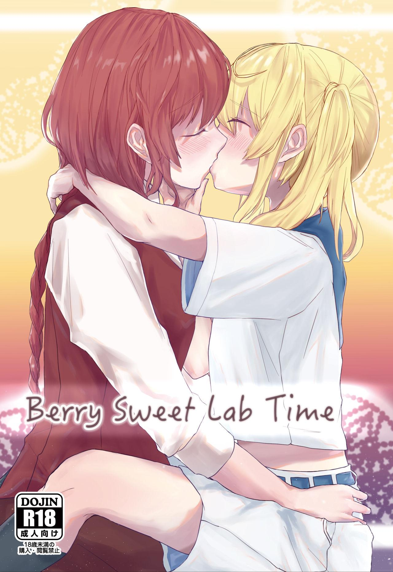 Berry Sweet Lab Time 1