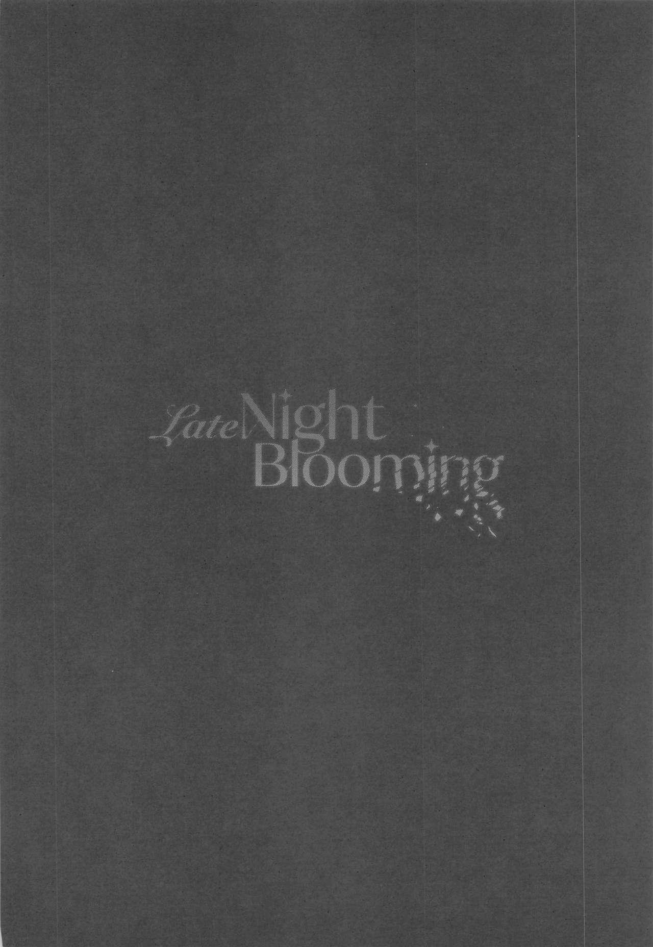 Late Night Blooming 39