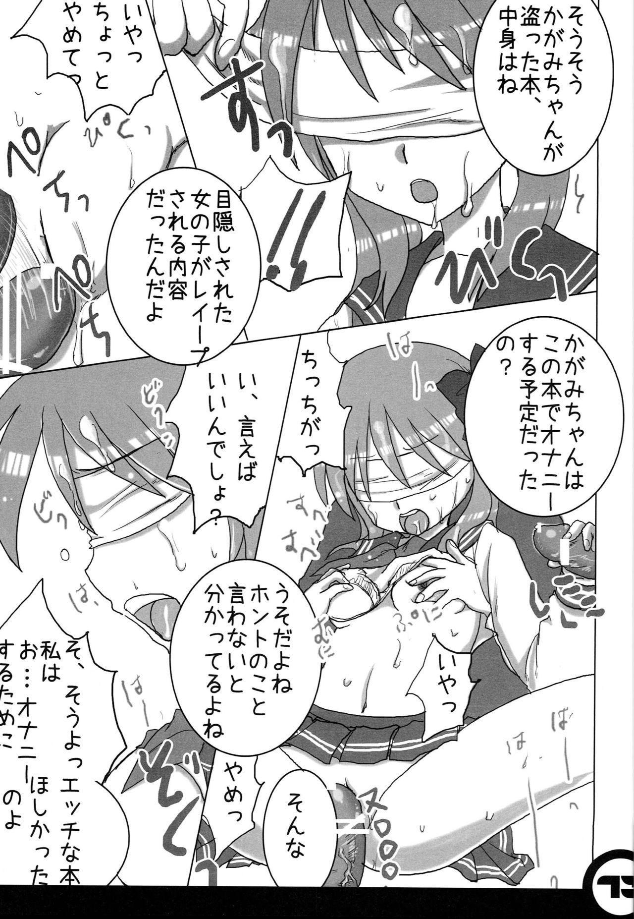 Himitsu no Kagamin 12