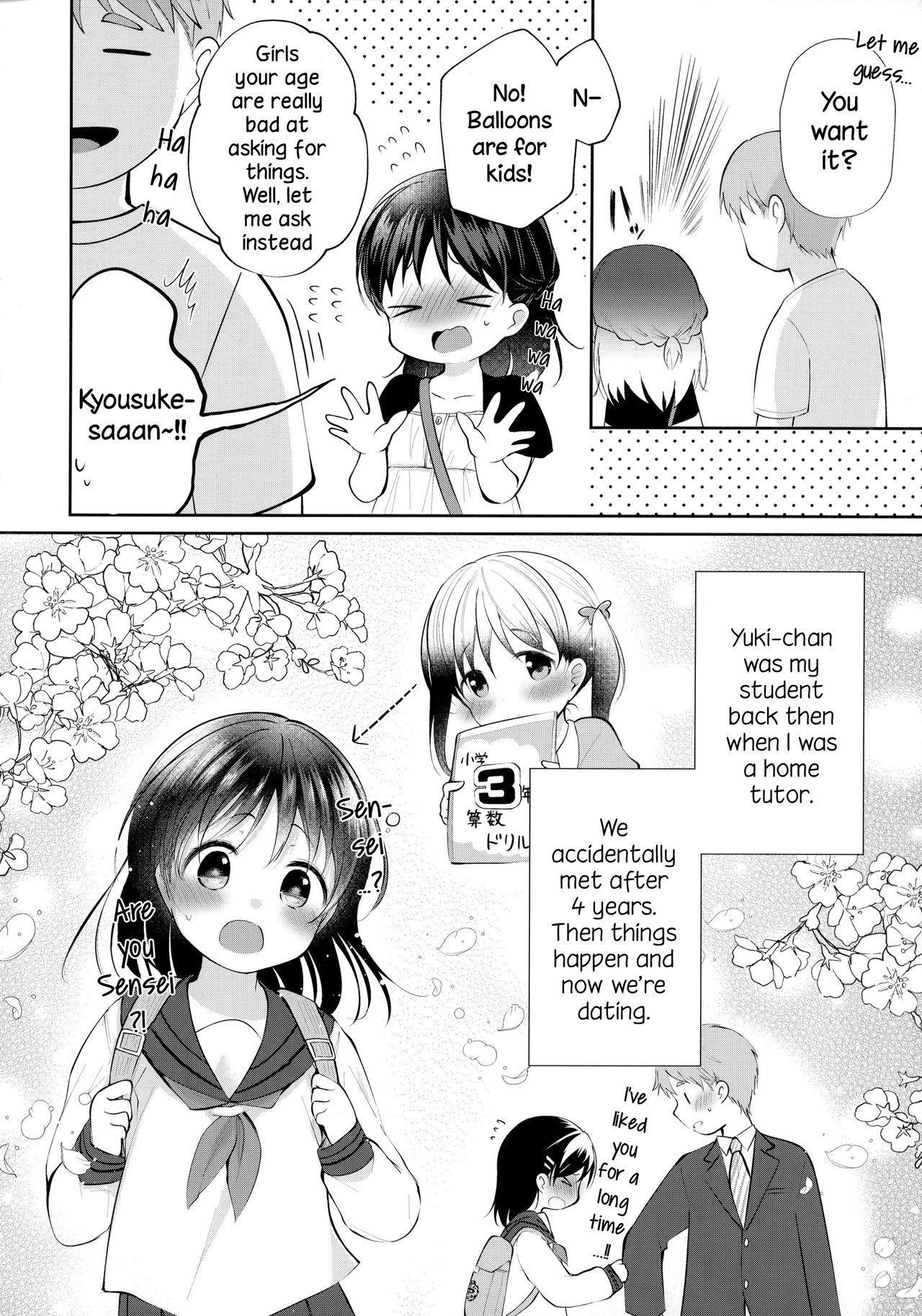 Toshishita Kanojo to Ecchi suru Hon 2