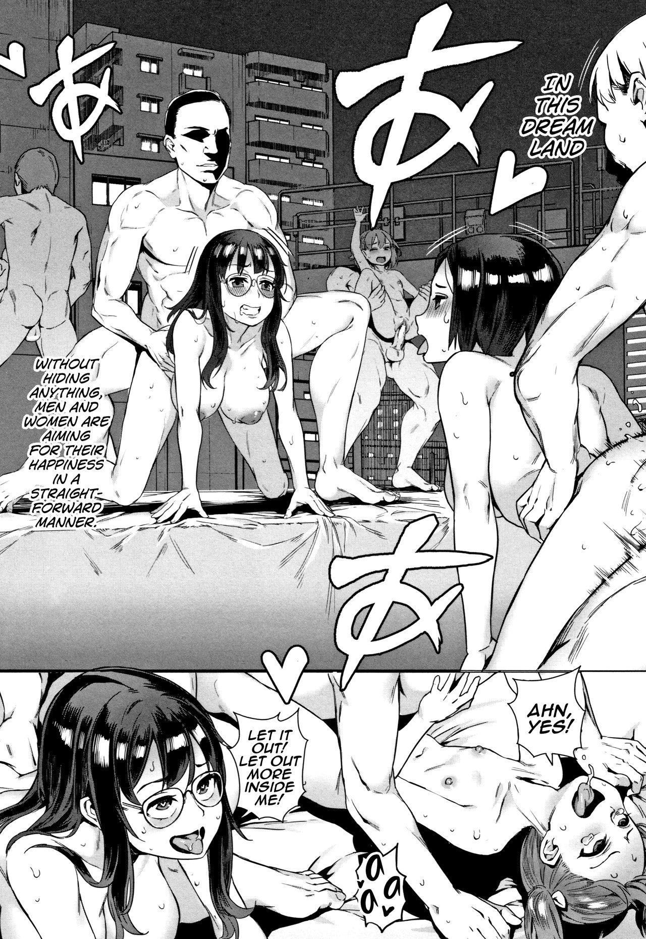 Gakuen Rankou Ch. 6-7 8
