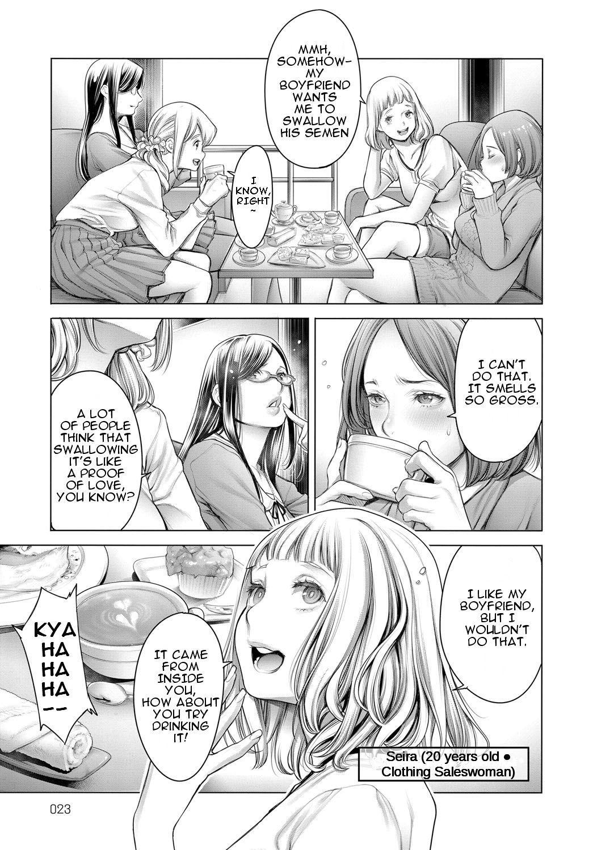 Shoujiki Joshikai | Sincere Girl Talk 4