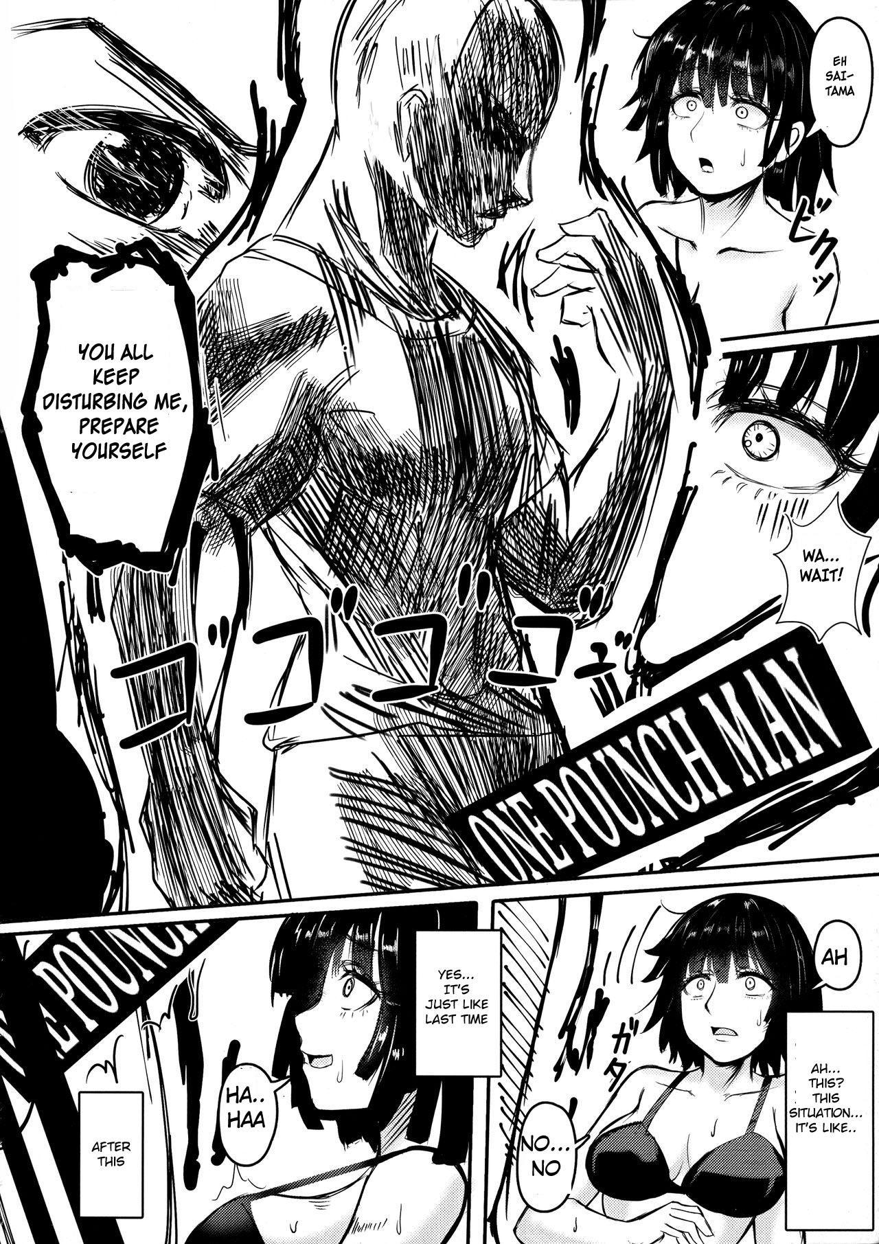 ONE PORNCH MAN Tatsumaki Shimai 13