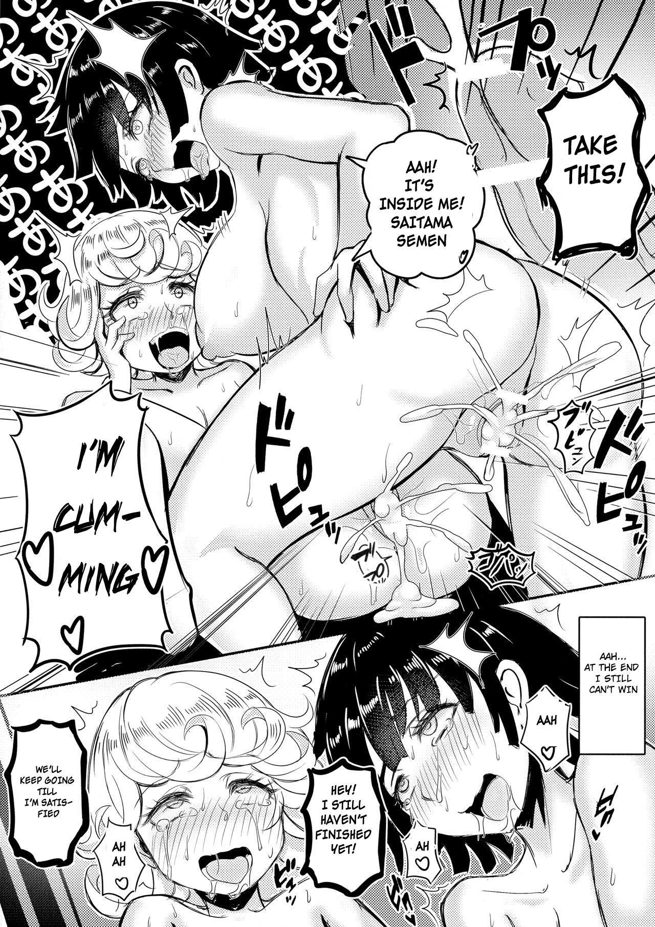 ONE PORNCH MAN Tatsumaki Shimai 20