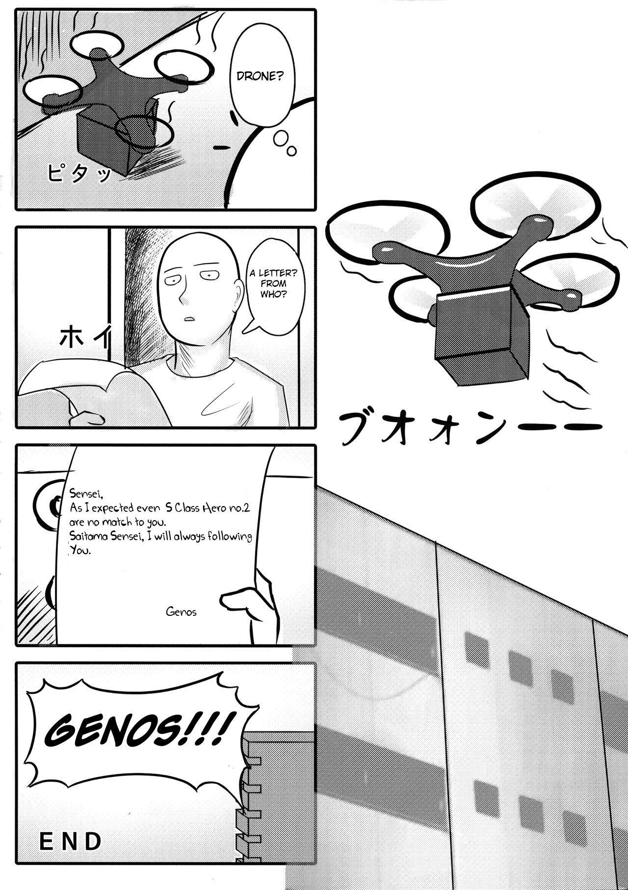 ONE PORNCH MAN Tatsumaki Shimai 25
