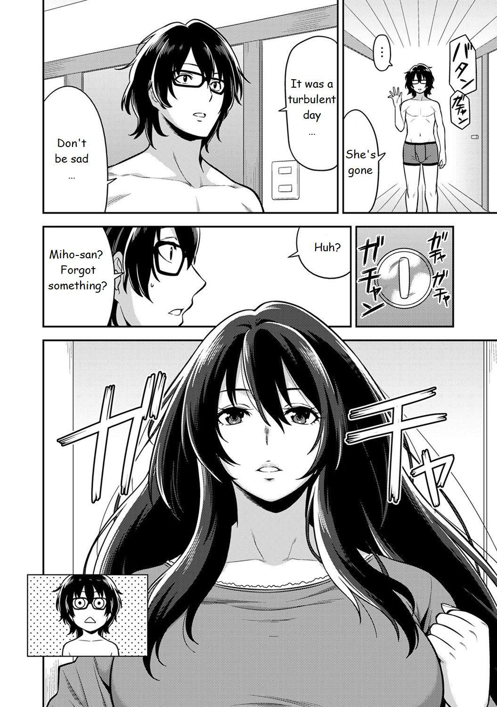 [Shouji Nigou] Minpaku Batting!? ~Mainichi Bijou to Yukizuri Ecchi~ Ch. 1 [English] 29