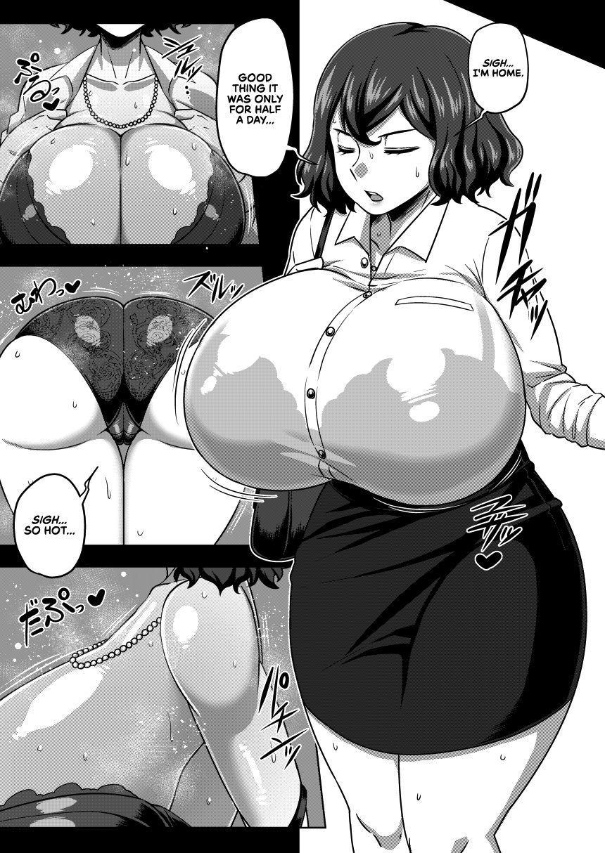 (Reitaisai 17) [Nacchuushou (Amazon)] Auto-Lock ni Zenra de Shimedasareru Kazami Yuuka 29-sai OL | 29 Year Old Office Lady Kazami Yuuka Auto-locked Outside in the Nude (Touhou Project) [English] [RedLantern] 2