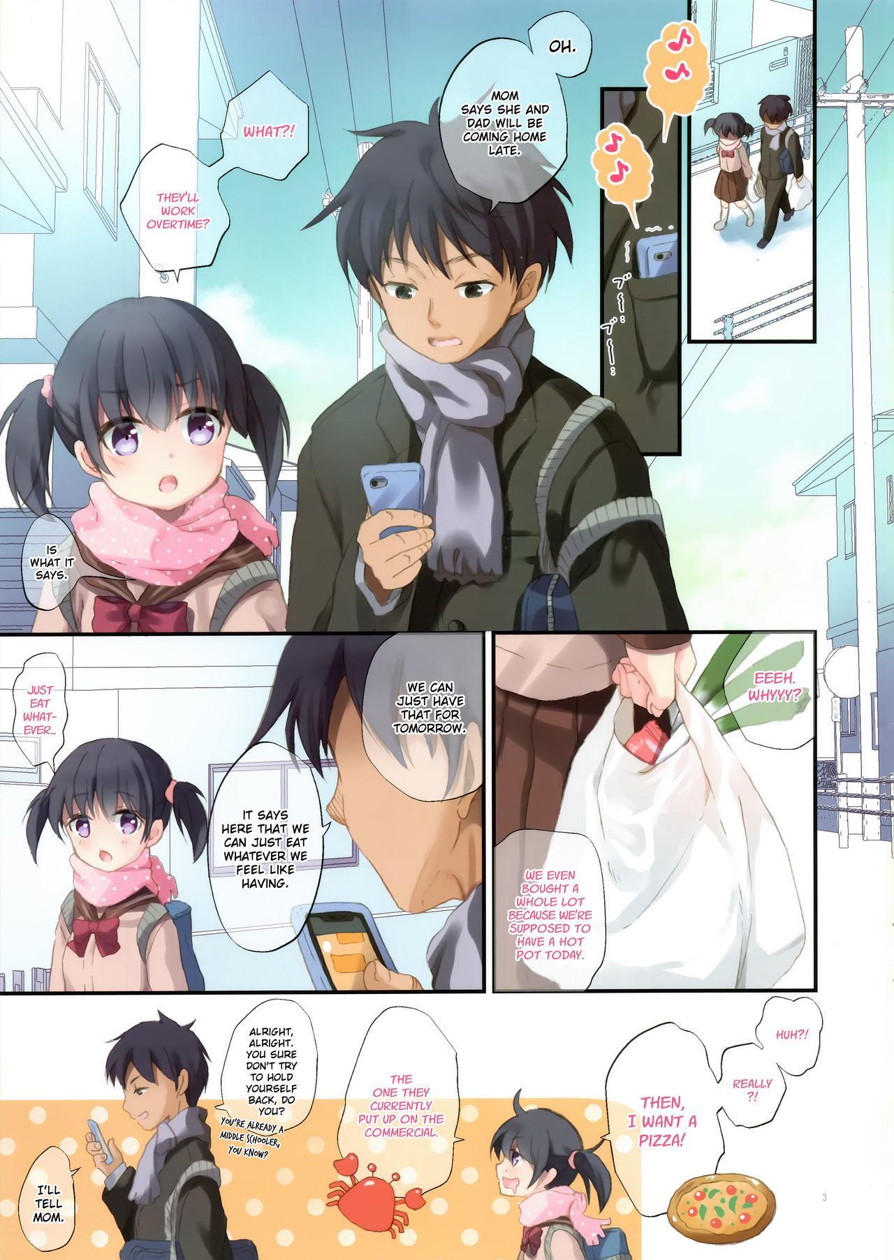 Imouto to Hajimemashita | My Little Sister and I Had Our First Time 2
