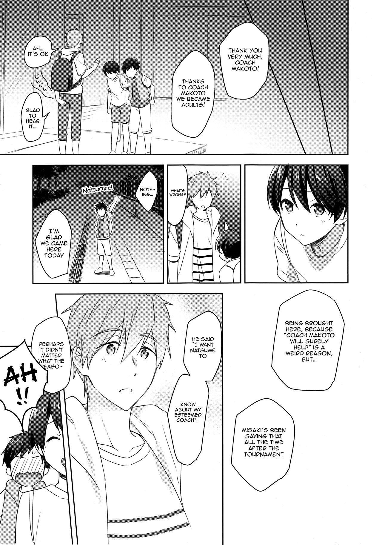 Makoto Coach ni Onegai! | Please, Coach Makoto! 21