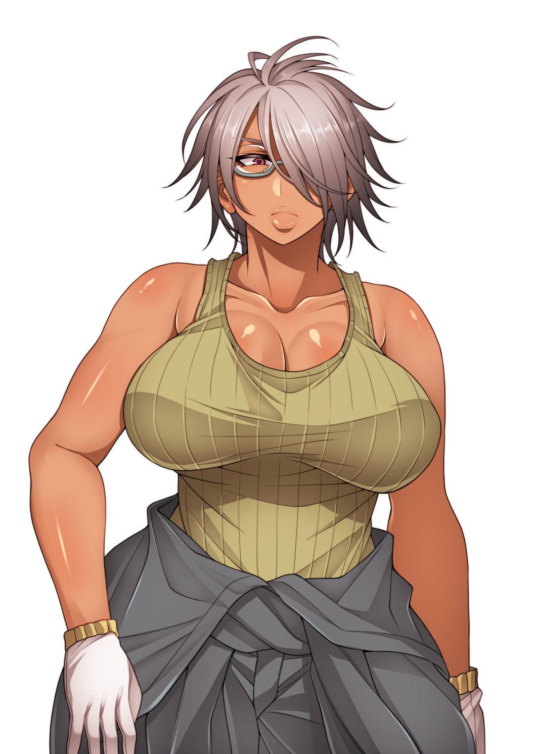 Nekura Megane ♀   The Creepy Glasses Girl 227