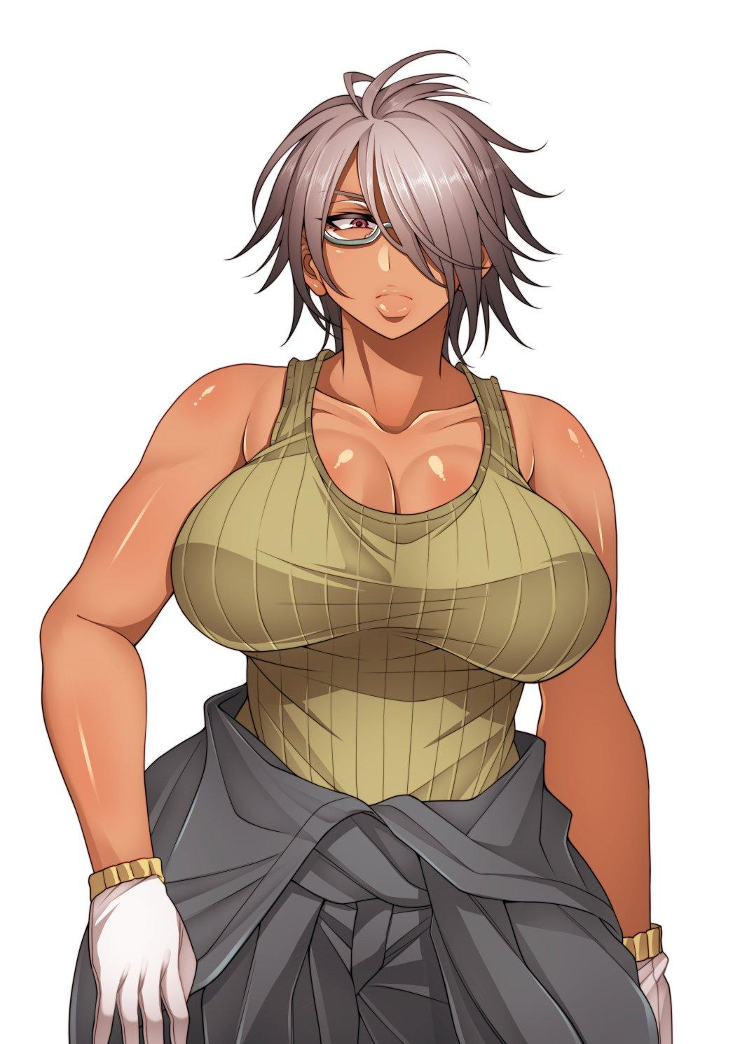 Nekura Megane ♀   The Creepy Glasses Girl 228