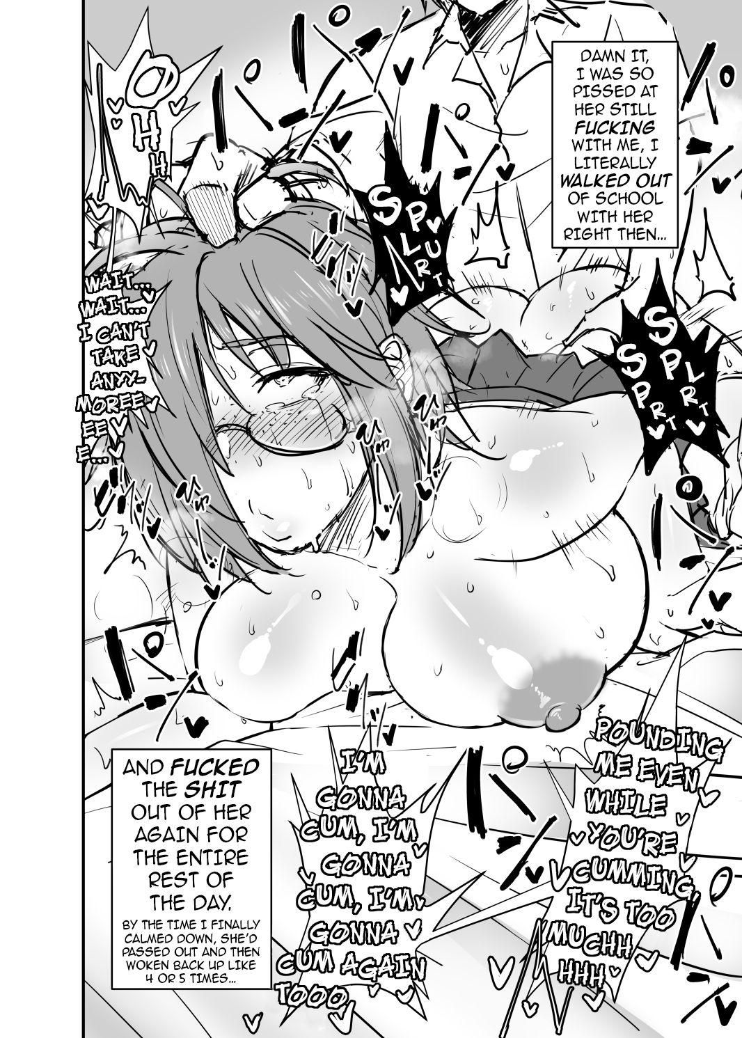 Nekura Megane ♀   The Creepy Glasses Girl 4