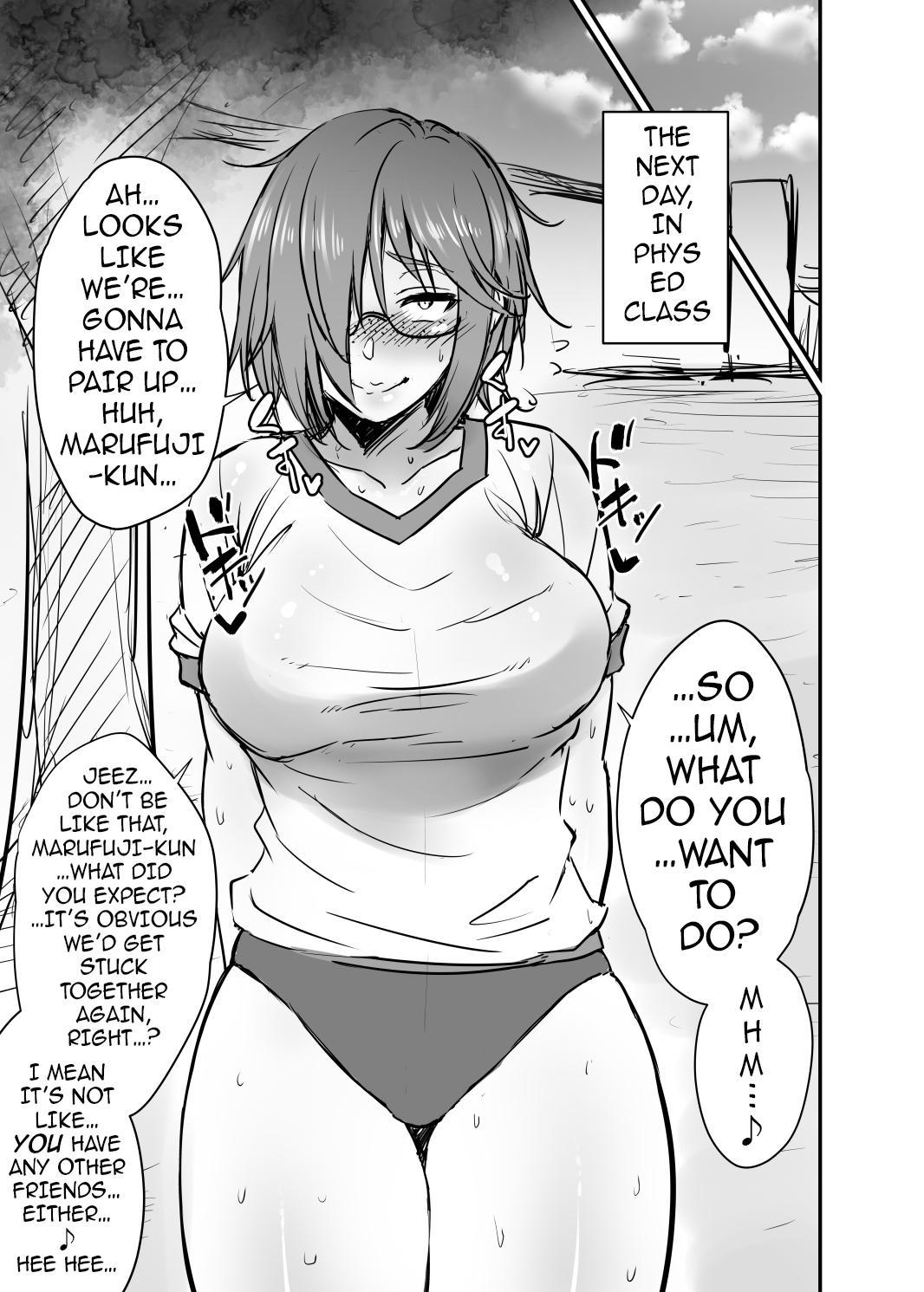 Nekura Megane ♀   The Creepy Glasses Girl 5