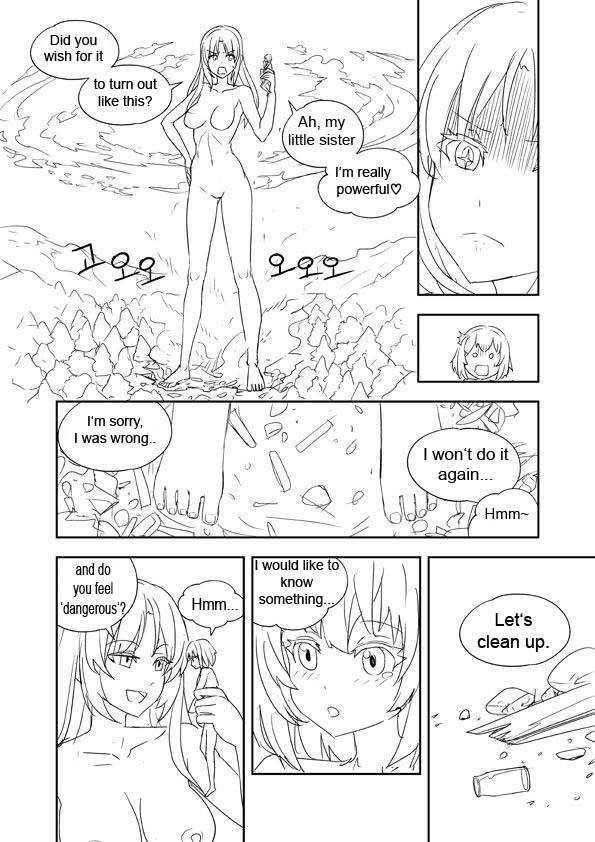Unfinshed Growth Comic 19