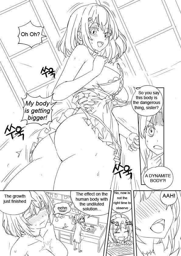 Unfinshed Growth Comic 7