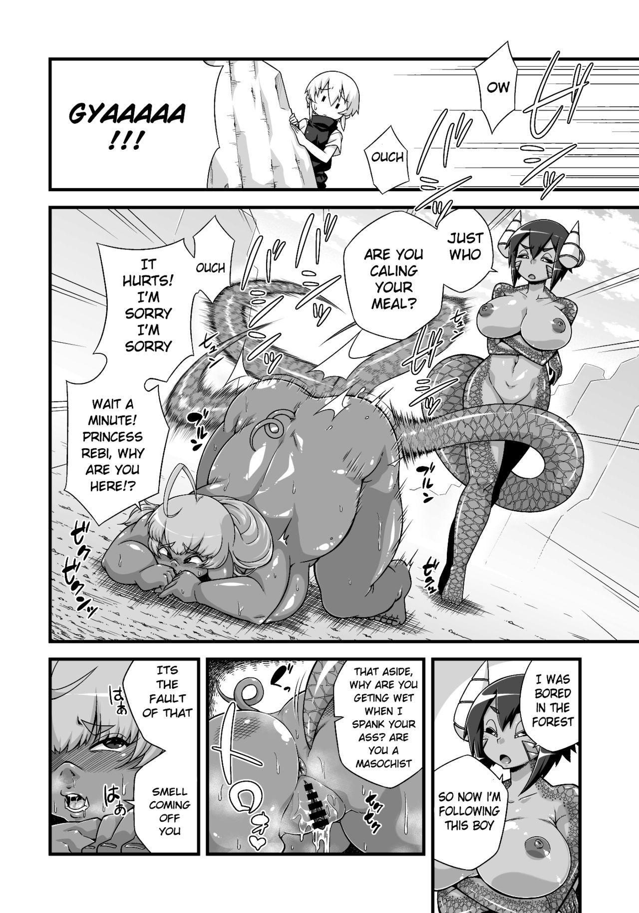 Mamono ga Katte ni Tsuite Kuru! 3 5