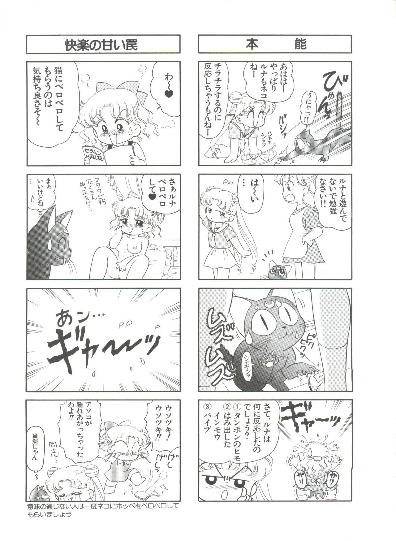Shin Bishoujo Shoukougun 1 Reimei Hen 66