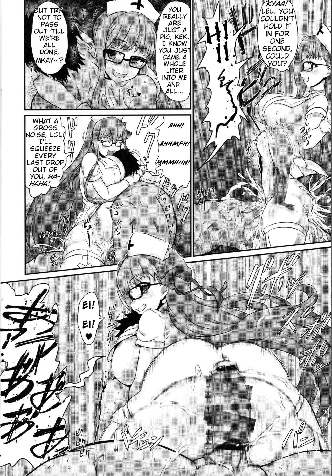 FGO ni Tensei Shita Seiyoku Zenkai Oji-san no Maryoku Kyoukyuu Monogatari 16