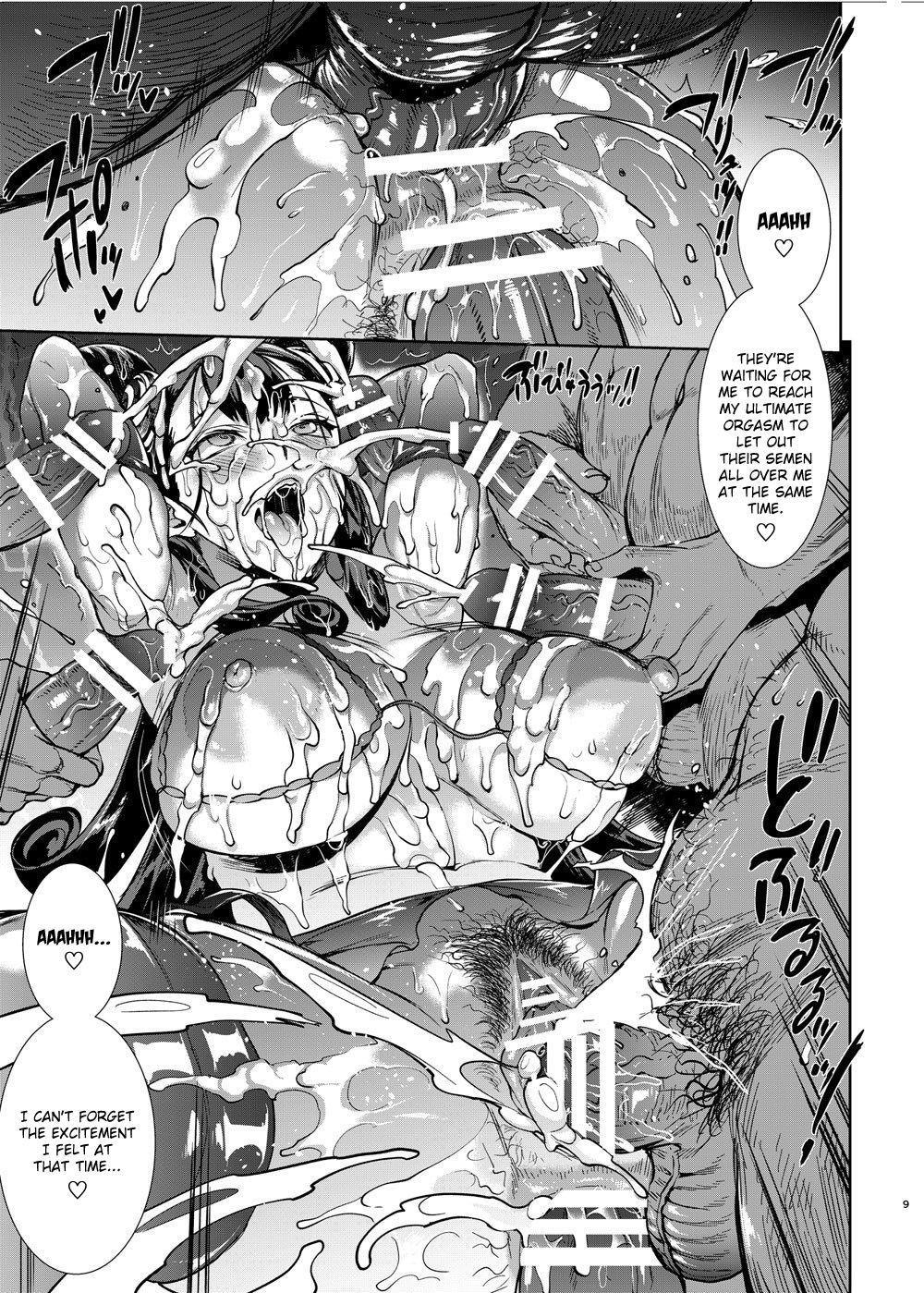 Murasaki Shikibu no Miminame Tekoki Chikubizeme ni Taeraretara Nama Sex Dekiru Hon 12