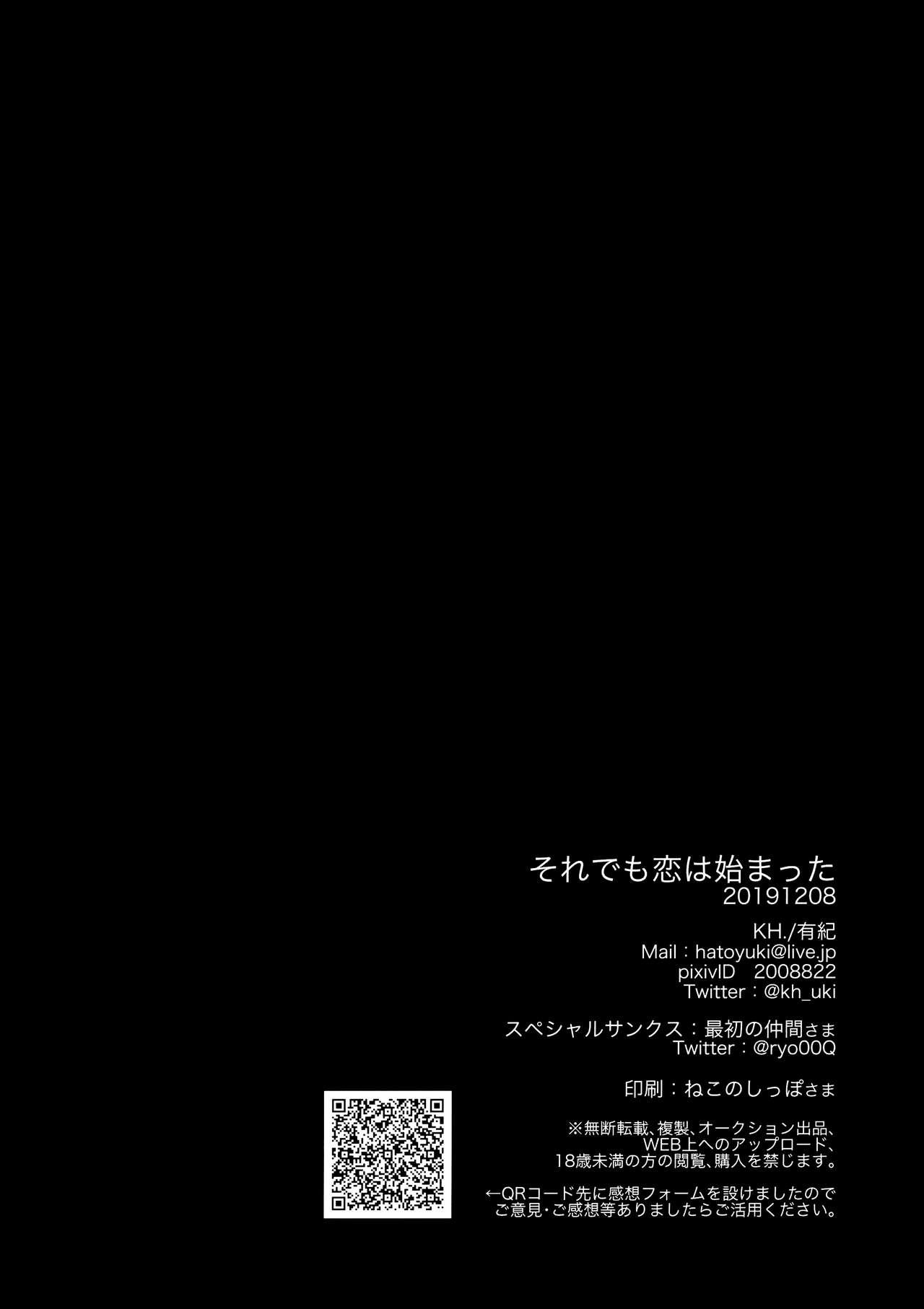 Soredemo Koi wa Hajimatta 12