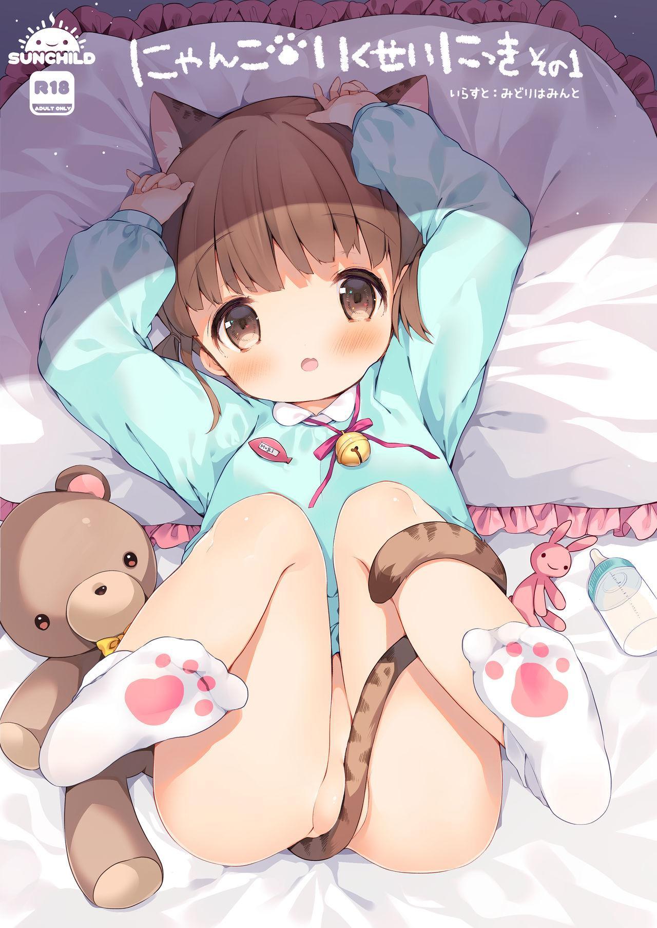 Nyanko Ikusei Nikki Sono 1 | Kitten Raising Diary Part 1 0