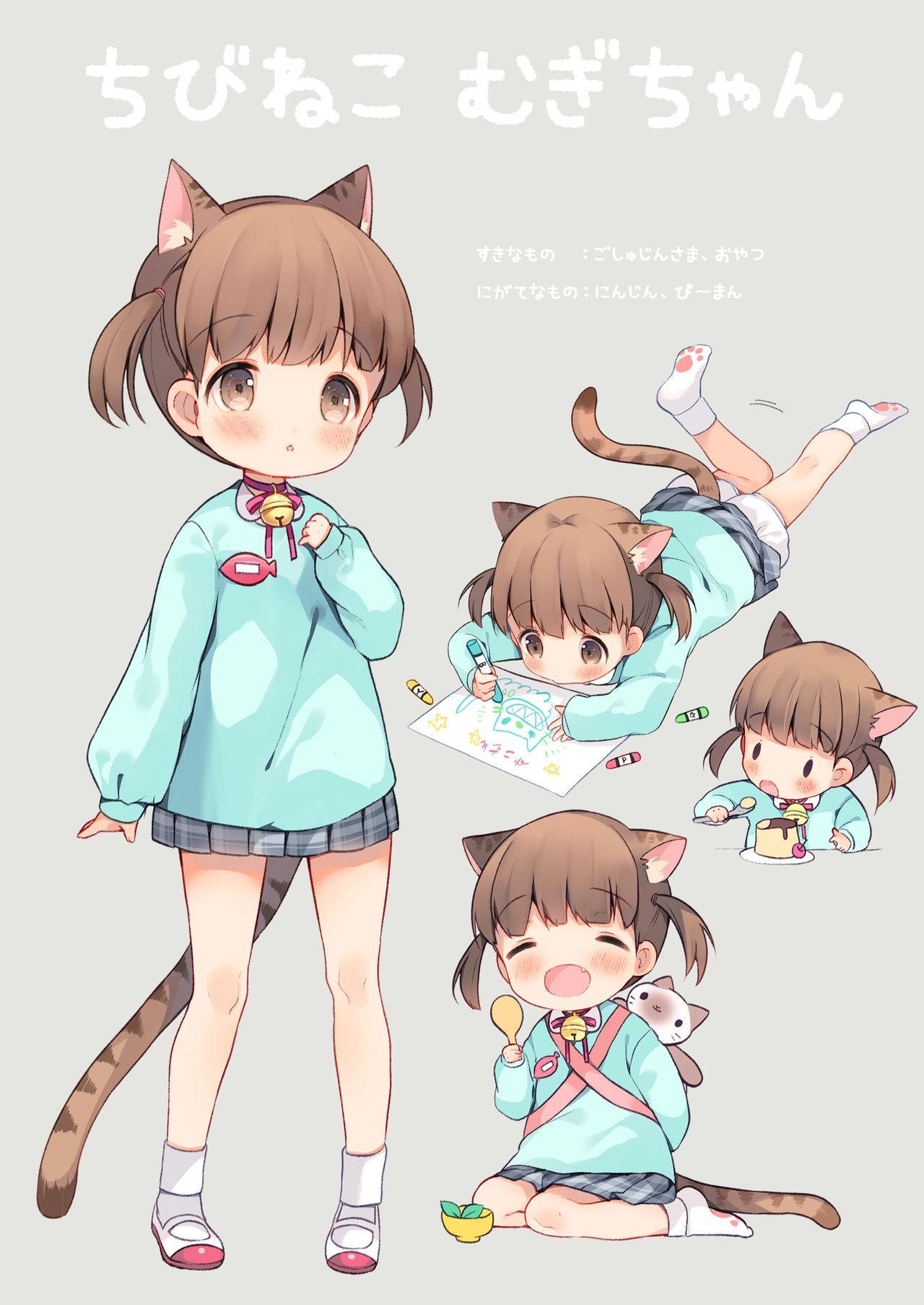 Nyanko Ikusei Nikki Sono 1 | Kitten Raising Diary Part 1 2