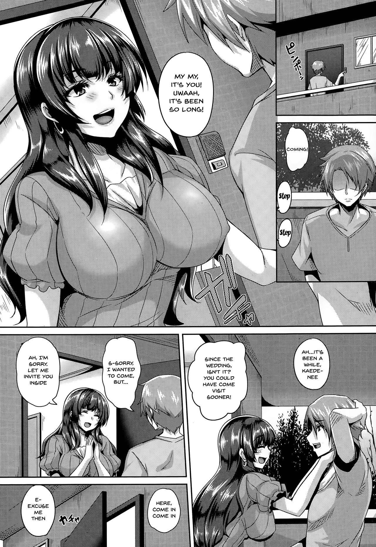 [Kazuhiro] Uragiri no Mesubuta Choukyou -Akogareno Gishi- | A Traitor's Sow Training -The Yearned For Sister-In-Law- [English] {Doujins.com} 1