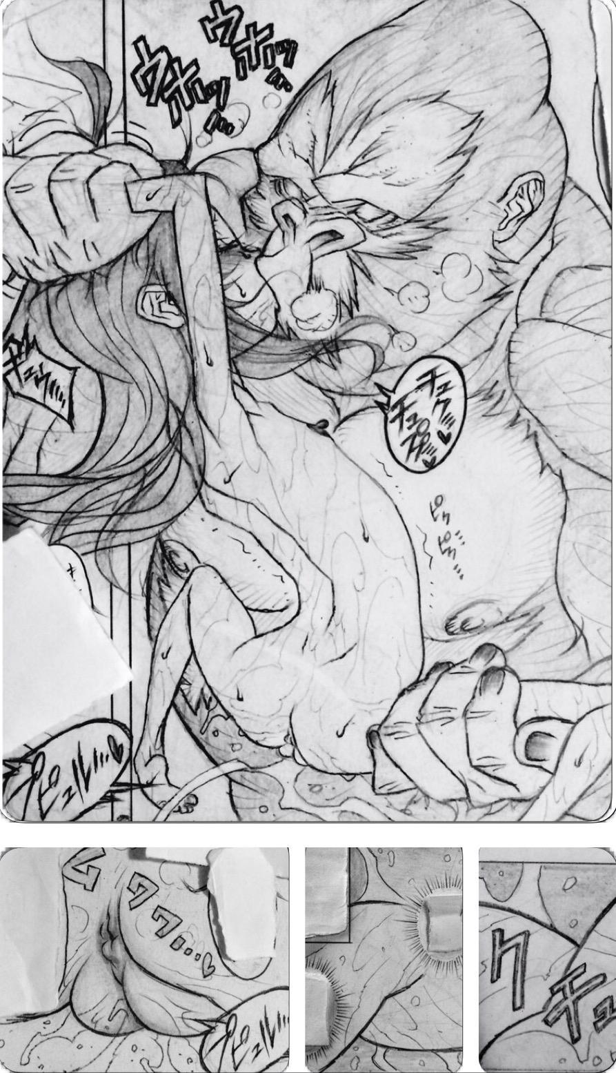 Gorilla-san and... 12
