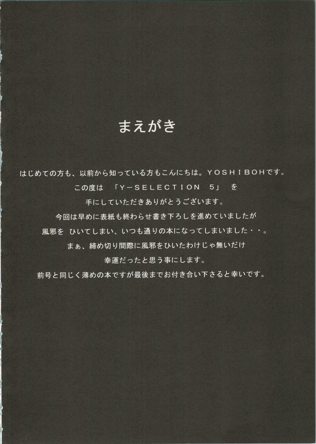 Y-SELECTION 5 3
