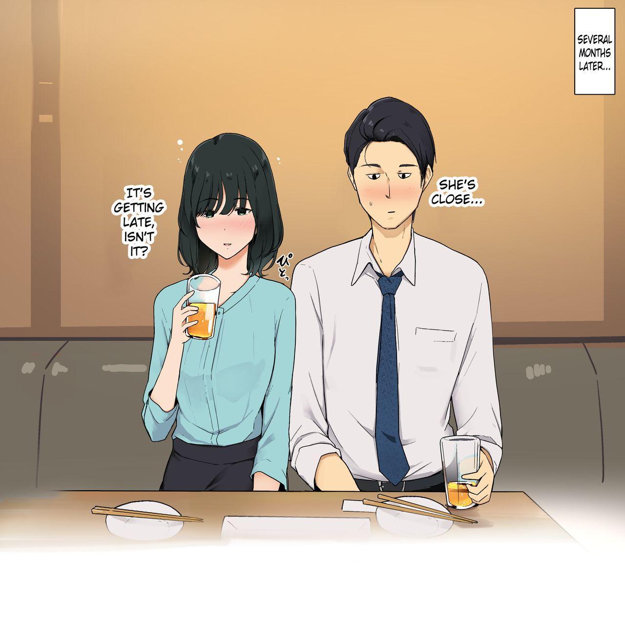 Hitomishiri Douryou Joshi to Micchaku Sex Suru Ohanashi 2