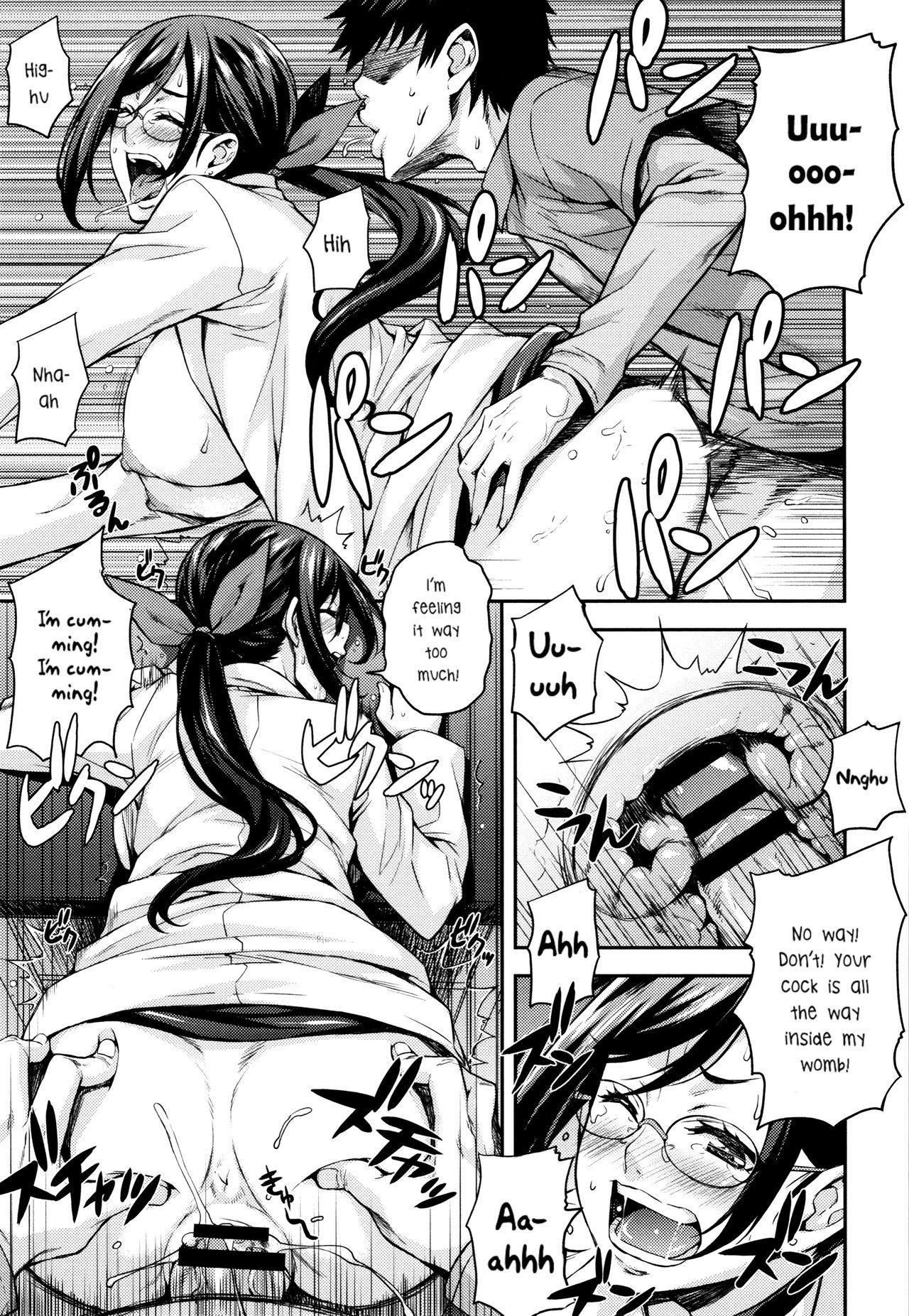 [Takurou] Rica no Kenkyuushitsu ~Chiteki na Rikeijo no Seitai~ Ch. 1-7 [English] [Crystalium] 23