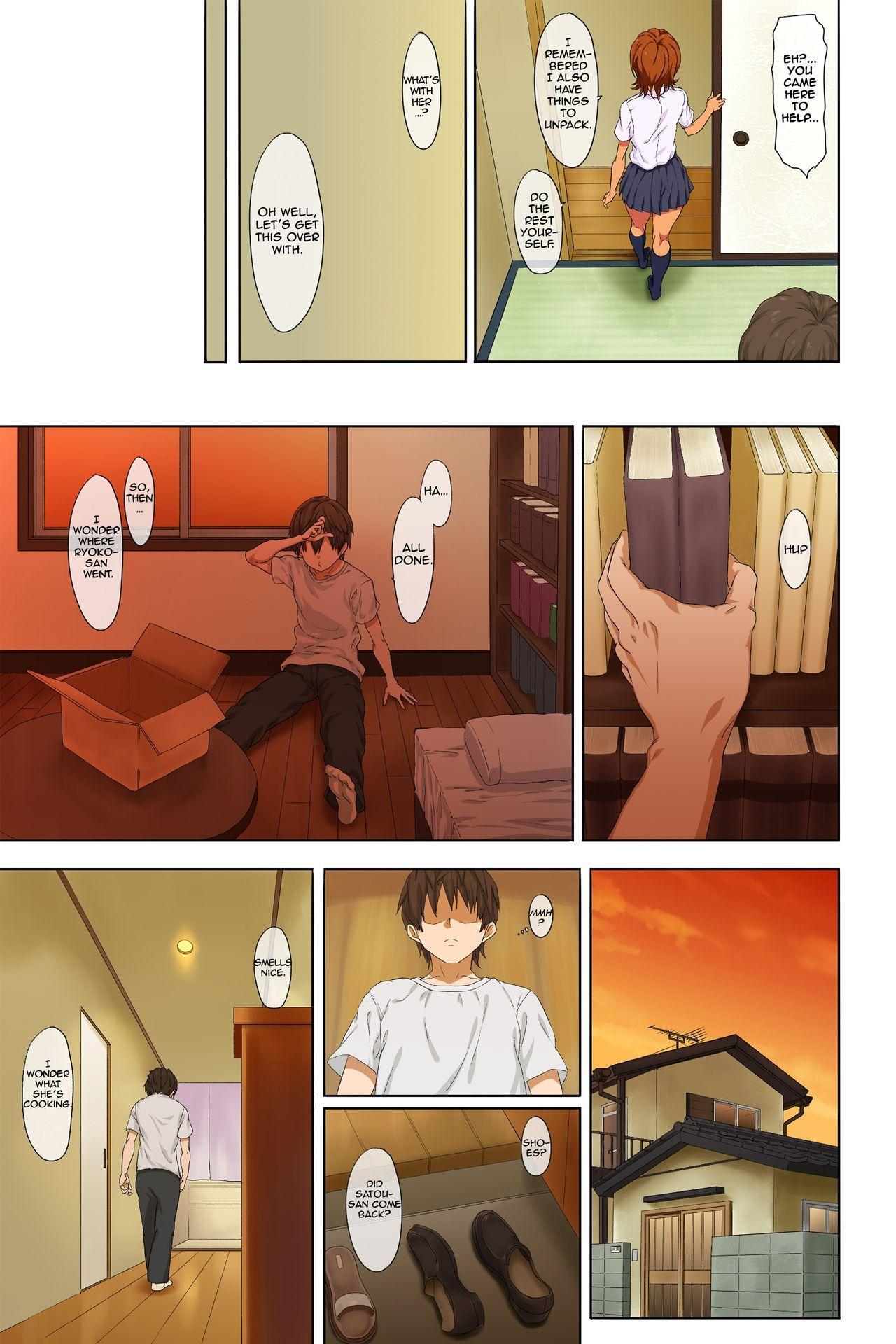 [Mame (Menosuke)] Shinseikatsu -Zenpen-   New Life Style -First part- [English] [ChoriScans] 9