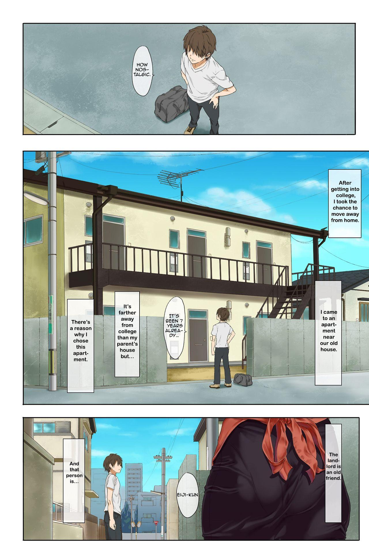 [Mame (Menosuke)] Shinseikatsu -Zenpen-   New Life Style -First part- [English] [ChoriScans] 4