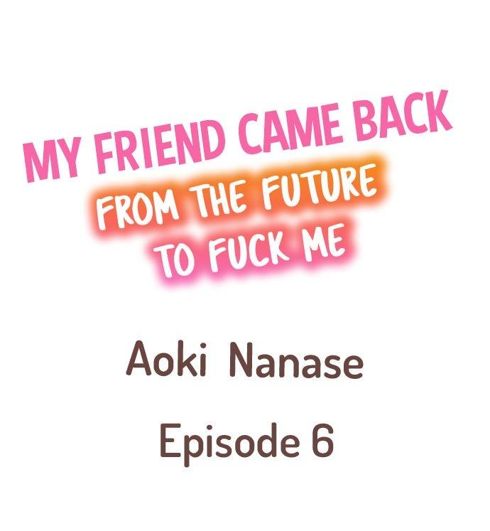 My Friend Came Back From the Future to Fuck Me 46