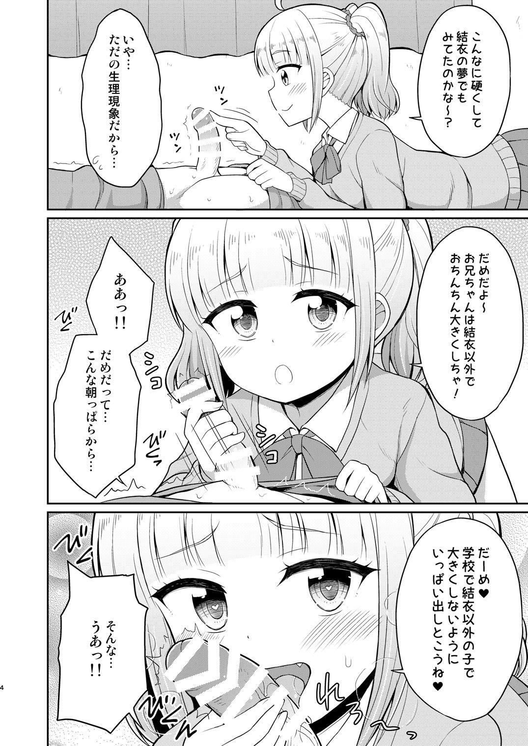Onii-chan Daisuki H Shiyo 2 3