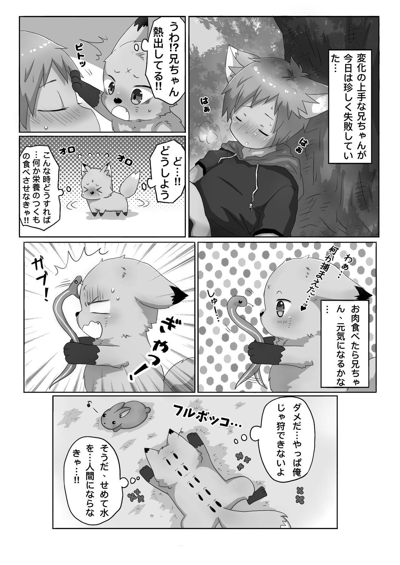 ゴロタ - 狐男児の話 10