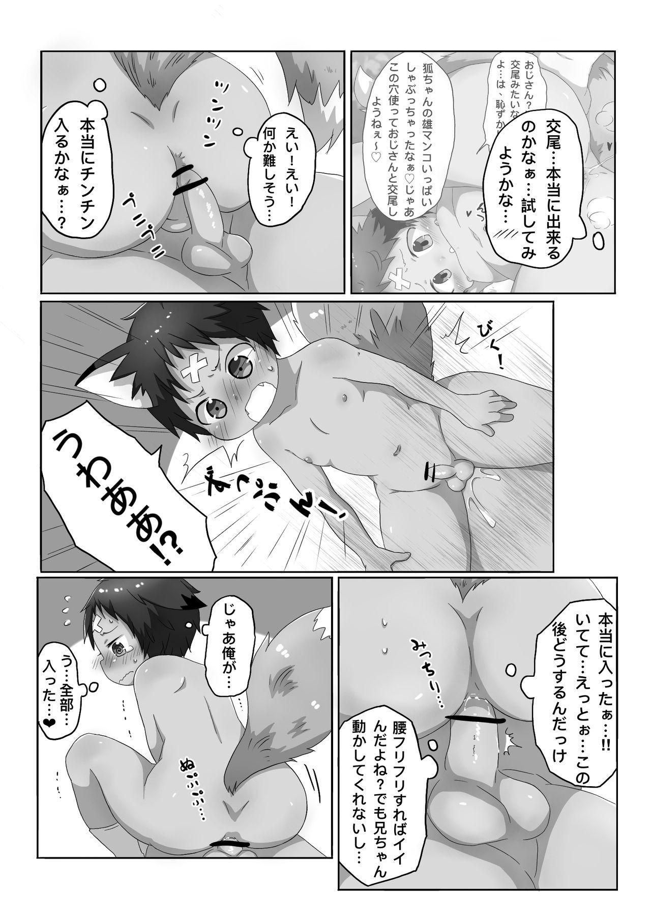 ゴロタ - 狐男児の話 13